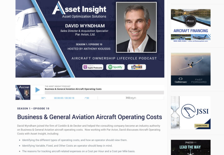 Asset Insight Podcast - David Wyndham