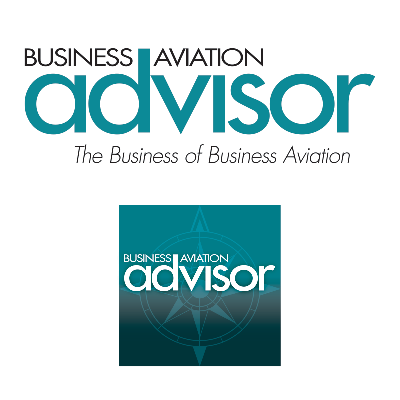 Business Aviation Advisor Logos