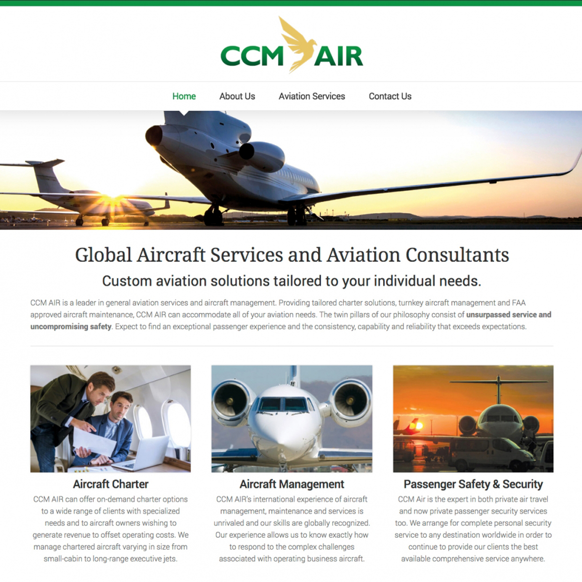 CCM AIR, Inc.